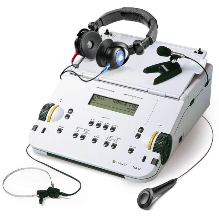 аппараты для диагностики слуха